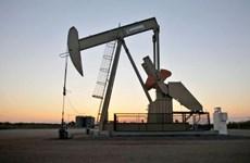 Giá dầu thế giới duy trì đà tăng nhờ thỏa thuận cắt giảm sản lượng