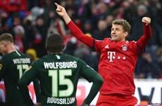 Bundesliga: Bayern chính thức chiếm ngôi đầu của Dortmund