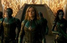 Captain Marvel thắng lớn cả ở thị trường Mỹ lẫn quốc tế