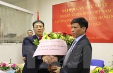 Đại hội thành lập Hội Cựu chiến binh Việt Nam tỉnh Sverdlovsk