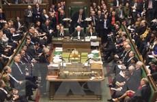 Thỏa thuận Brexit có nguy cơ tiếp tục bị bác bỏ tại Quốc hội Anh