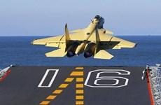 Rơi máy bay quân sự của Trung Quốc, hai phi công thiệt mạng