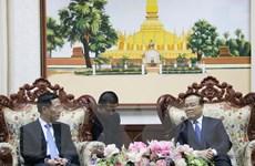 Lào đánh giá cao tính hiệu quả trong hợp tác với Bộ TT&TT Việt Nam