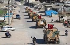 Thổ Nhĩ Kỳ và Nga đàm phán về việc tuần tra chung ở Syria
