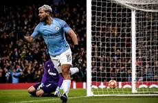 'Hủy diệt' Schalke 7-0, Manchester City hiên ngang vào tứ kết