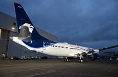 Mexico thông báo tạm dừng khai thác máy bay Boeing 737 MAX 8