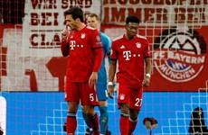 Kết quả Champions League: Bayern bị loại, Barcelona thắng đậm