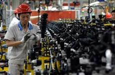 Chỉ số công nghiệp của Trung Quốc giảm xuống mức thấp nhất