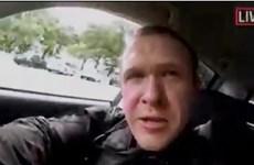 Video nghi phạm phát trực tiếp khi thực hiện xả súng ở Christchurch