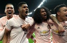 Bóng đá Anh tái lập kỳ tích ấn tượng sau gần nửa thế kỷ
