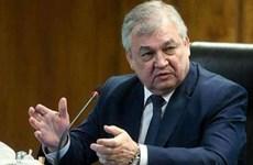 Quan chức Nga, Triều Tiên thảo luận giải pháp cho Bán đảo Triều Tiên