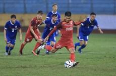 U23 Việt Nam thắng đậm 6-1 trước U23 Đài Bắc Trung Hoa