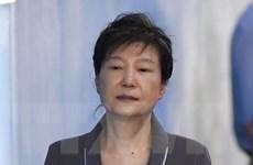 Hàn Quốc xử phúc thẩm cựu Tổng thống Park Geun-hye từ cuối tháng 5