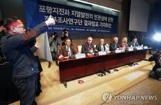 Hàn Quốc công bố kết quả điều tra vụ động đất ở Pohang