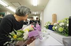 Nhật Bản tưởng niệm các nạn nhân vụ tấn công bằng chất độc sarin