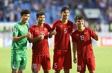 U23 Việt Nam chốt danh sách dự vòng loại U23 châu Á 2020