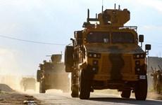Thổ Nhĩ Kỳ và Iran tiếp tục triển khai chiến dịch truy quét PKK