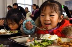 Trung Quốc đề ra quy định mới về an toàn thực phẩm trong trường học