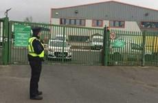 CH Ireland: Phát hiện gói bưu kiện khả nghi tương tự 'bom thư' ở Anh