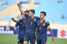 U23 Indonesia thảm bại 0-4 trước U23 Thái Lan ở trận ra quân