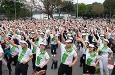 7 triệu người tham gia Ngày chạy Olympic toàn dân 2019