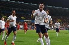 Vòng loại Euro: Anh và Pháp đua nhau giành chiến thắng 'hủy diệt'
