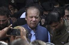Tòa án Pakistan cho phép cựu Thủ tướng Sharif tại ngoại chữa bệnh