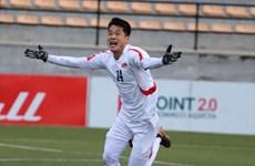 Xác định đội bóng đầu tiên giành vé dự VCK U23 châu Á 2020