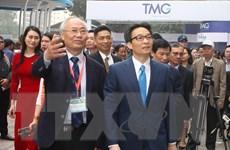Phó Thủ tướng Vũ Đức Đam dự khai mạc Hội chợ du lịch quốc tế Việt Nam