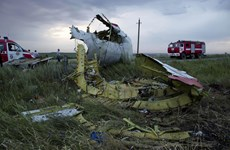 Australia và Hà Lan lần đầu tiên gặp Nga về vụ máy bay MH17