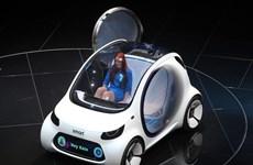Đức và Trung Quốc hợp tác phát triển ôtô điện Smart thế hệ mới