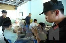 Kon Tum: Phát hiện lái xe đầu tiên dương tính với chất ma túy