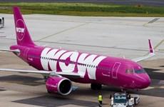 Iceland: Hãng hàng không giá rẻ WOW Air bất ngờ dừng hoạt động