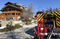 Pháp: Cháy tại khách sạn trên núi Alps, gần 200 người phải sơ tán