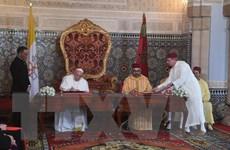 Giáo hoàng và Quốc vương Maroc bàn về chủ nghĩa cực đoan, Jerusalem