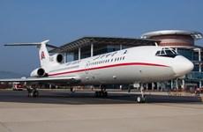 Bất chấp lệnh trừng phạt, Triều Tiên tăng số chuyến bay tới Trung Quốc