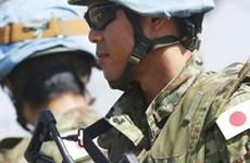 Nhật Bản cử sỹ quan tham gia giám sát lệnh ngừng bắn tại Ai Cập