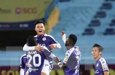Vòng 4 V-League: Hà Nội đấu SLNA, 'nội chiến' tại sân Thống Nhất