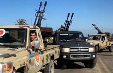 Lực lượng đối lập tại Libya tuyên bố kiểm soát sân bay chính ở Tripoli