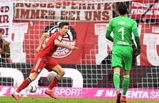Cận cảnh Bayern Munich thắng vùi dập Dortmund ở Allianz Arena