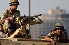 Ai Cập tiếp tục là cường quốc quân sự hàng đầu châu Phi