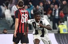 Ngược dòng hạ Milan, Juventus chạm tay vào ngôi vương Serie A