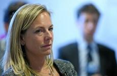 Bộ trưởng An ninh Nội địa Mỹ Kirstjen Nielsen từ chức