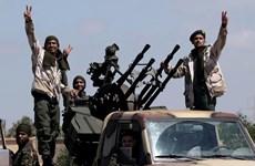 Libya: Giao tranh vẫn diễn ra ác liệt tại phía Nam Tripoli