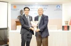Hội sinh viên Việt Nam tại Hàn Quốc khẳng định vị thế hội tiêu biểu
