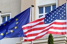 Nguy cơ tranh cãi thương mại giữa Liên minh châu Âu và Mỹ leo thang