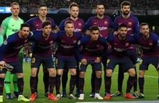 Barcelona công bố danh sách, sẵn sàng đối đầu Manchester United