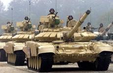 Chính phủ Ấn Độ phê duyệt quyết định mua 464 xe tăng T-90MS của Nga