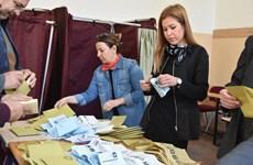 Ban bầu cử Thổ Nhĩ Kỳ từ chối kiểm phiếu lại 31 quận ở Istanbul