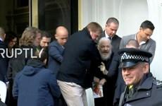 Cảnh sát Anh bắt giữ nhà sáng lập WikiLeaks Julian Assange